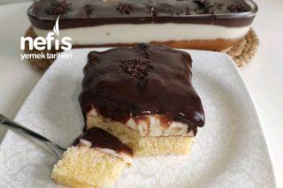 En Lezzetli Borcam Pastası (Videolu) Tarifi