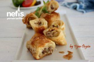 Pastane Usulü Kol Böreği Tarifi