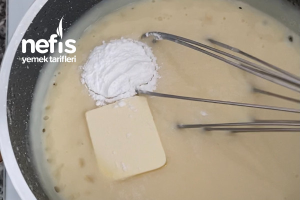 Pastane Usulü Profiterol Tarifi