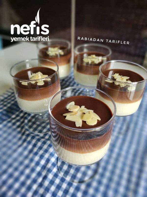 Çikolatalı Saray Muhallebisi