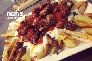 Dana Etli Çökertme Kebabı Tarifi