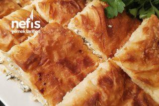 Kabaklı Dereotlu Börek (Özel Sosuyla) Tarifi