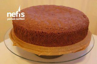 Kakaolu Sünger Pandispanya (Bütün Yaş Pastalarda Kullanabilirsiniz) Tarifi