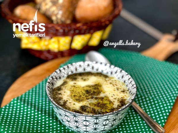 Kremalı Tadında Kabak Çorbası Tarifi – Videolu