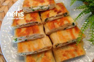 Krep Börek (Sahurda En Kolay Yapılabilecek Börek) Tarifi