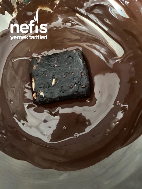 Pişmeyen Fit Brownie