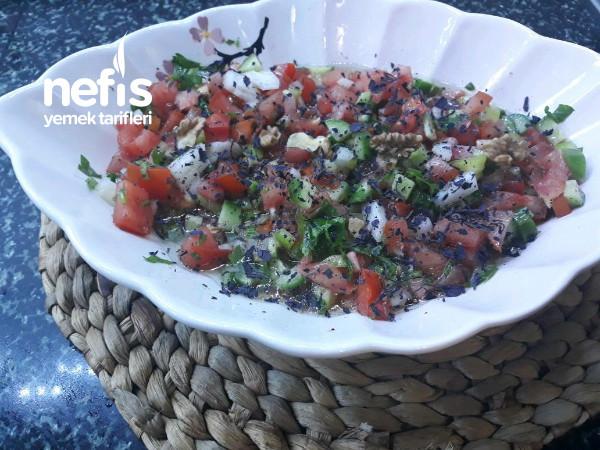 Reyhanlı Sumaklı Kaşık Salatası