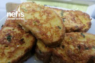 Sahura Yumurtalı Ekmek Tarifi
