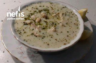 Tavuklu Şehriyeli Yoğurt Çorbası Tarifi