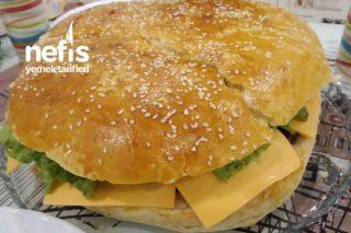 Dev Hamburger Tarifi