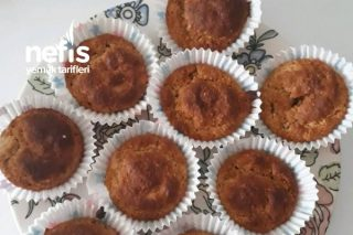 Fit Cupcake (Tanesi 77 Kalori) Tarifi