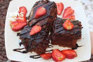 Glutensiz Cevizli Brownie Tarifi