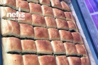 İftara Ve Sahura Yapabileceğiniz Yapması Çok Kolay Lezzeti Olay Mısır Unlu Nişastalı Börek Tarifi