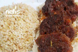 Muhteşem Beğendisiyle Rulo Köfte Ramazanda Davet Yemeği Tarifi