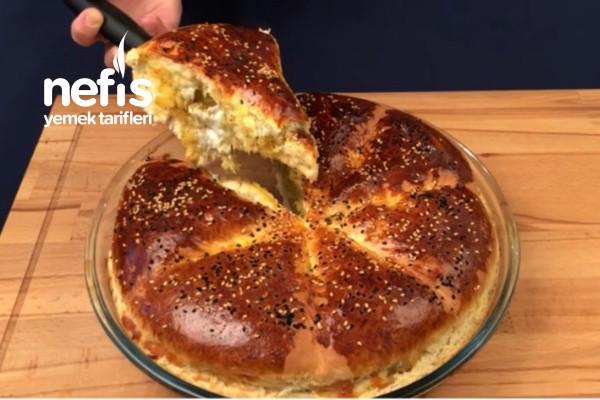 Patatesli Çörek Tarifi (Videolu)