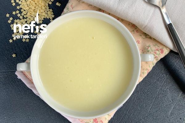 Peynir Altı Suyu Çorbası