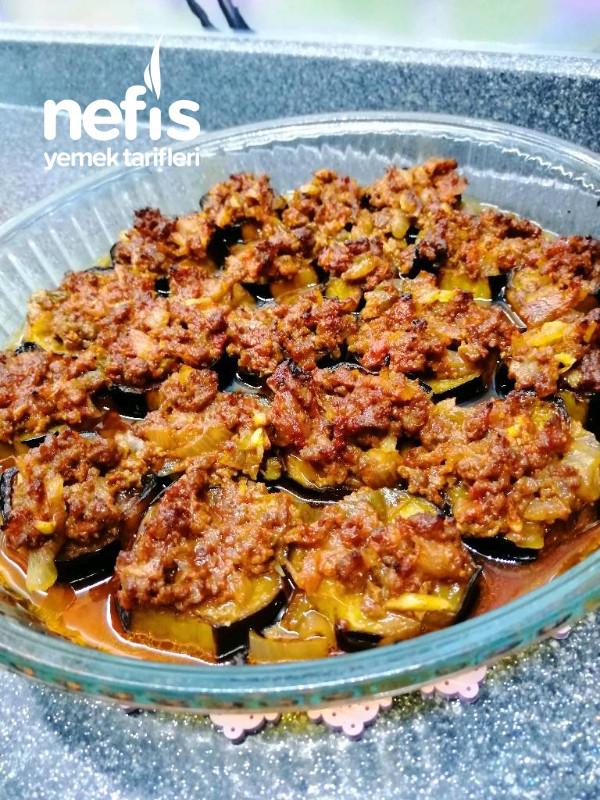 Porsiyonluk Patlıcan Musakka