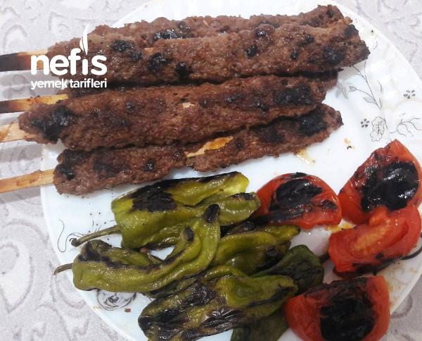 Ramazan Sofrasına Yakışacak Harika Çöp Şiş Kebabı