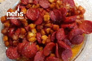 Sosisli Patates Kızartması Tarifi