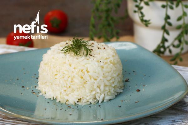 Tane Tane Pirinç Pilavı