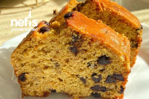 Bitterli Portakallı Fit Kek