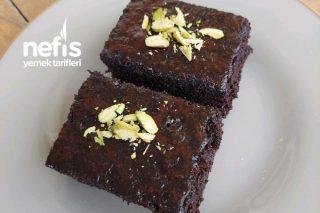 Bol Çikolatalı Islak Kek (Brownie) Tarifi