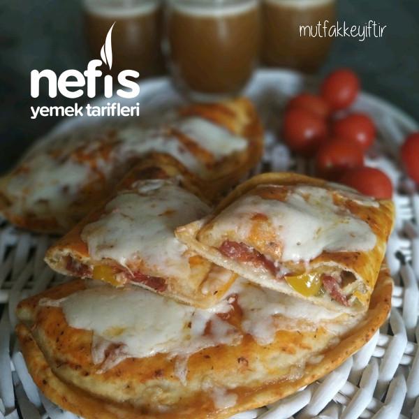 Calzone (Kapalı Pizza
