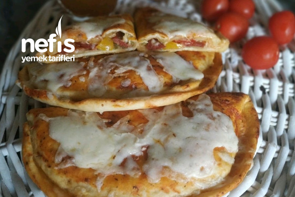 Calzone (Kapalı Pizza)