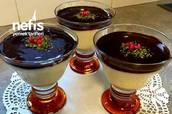 Cikolata Soslu Tavuk Göğsü ( sütlü tatli sevenler )