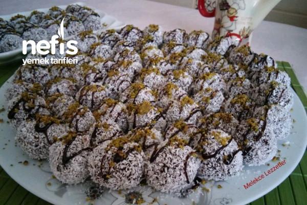 Çikolatalı Cocostar Lokum
