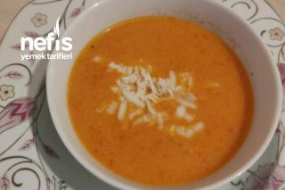 Domates Çorbası (Kapya Biberli) Tarifi
