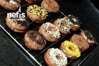 Donut Tarifi (Donutlar Aşkına Enfes)