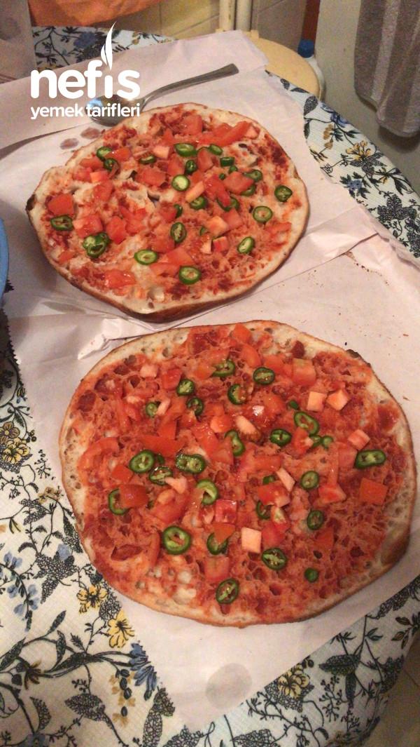 Ramazan Pidesinden Pizza