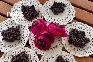 Sağlıklı Atıştırmalık Çikolatalı Bulgur Patlağı Sadece 2 Malzemeli Tarifi
