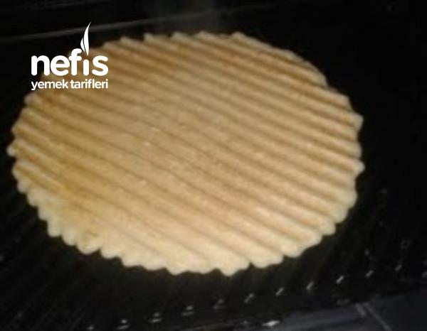 Tatlı Krizine Birebir 10 Dakikada Tost Makinasında Waffle