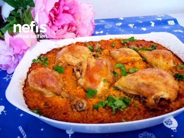 Tavuk Kapama
