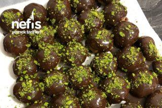 Çikolatalı Fıstık Topları Tarifi