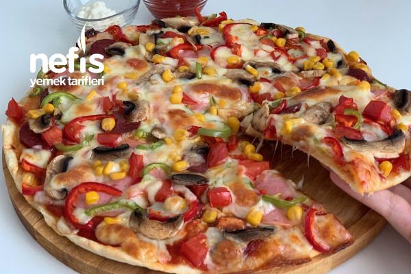 İncecik Pizza