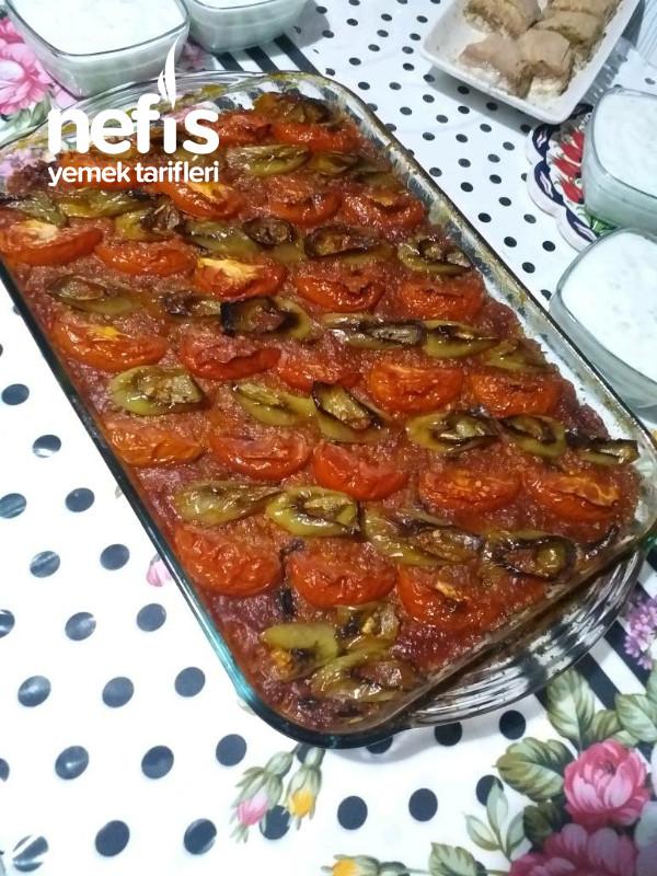 Patlıcan Musakka (En Begenilen Yemeğim)