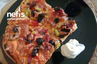 Pizza Tarifi (Dominos Pizza Rakibi)