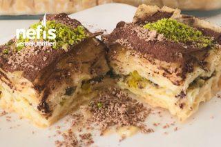 Soğuk Baklava Pastane Usulü Tarifi