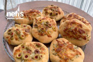 İkea Usulü Sarımsaklı Ekmek Tarifi