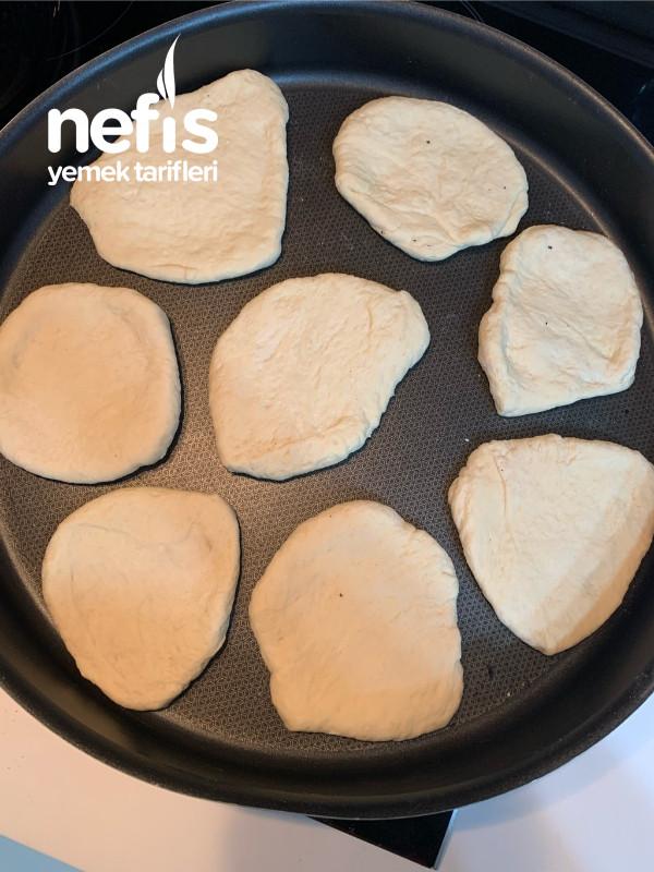 Ikea Usulü Sarımsaklı Ekmek