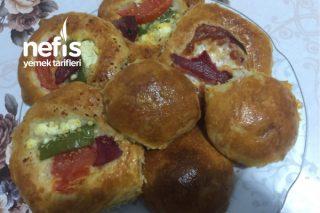 Sahurluk Minik Pizzalar (Pofuduk) Tarifi