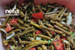 Sıyırma Salatası (Taze Börülce) Tarifi