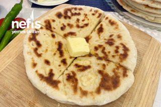 Yumuşacık Peynirli Bazlama Tarifi