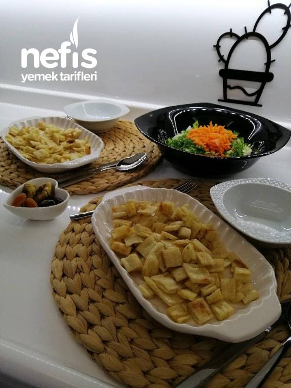 Afyon Kebabı (Ramazanın geleneksel lezzeti)