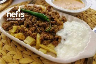 Afyon Kebabı (Ramazanın Geleneksel Lezzeti) Tarifi