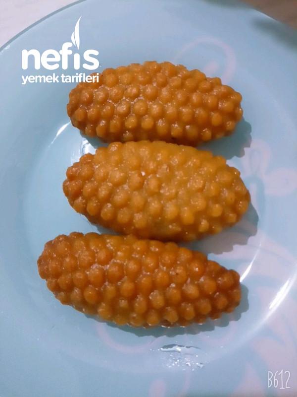 Kıyır Kıyır Kalburabastı Yumurta Yok Margarin Yok Az Malzeme Çok Lezzet
