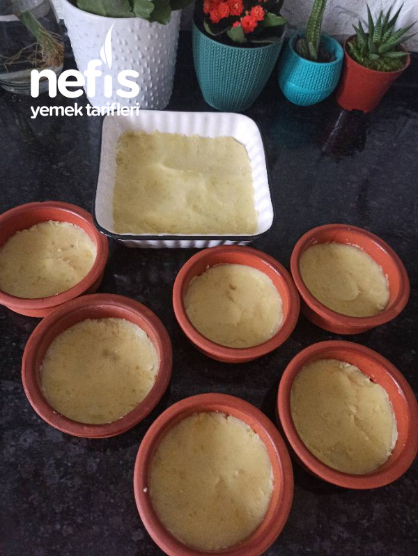 Patates Püreli Kavurma (Beşamel Soslu)